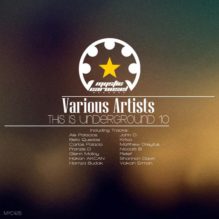 VARIOUS - This Is Underground 10