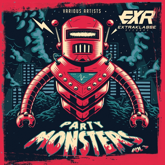 VARIOUS - VA Party Monsters Vol 3