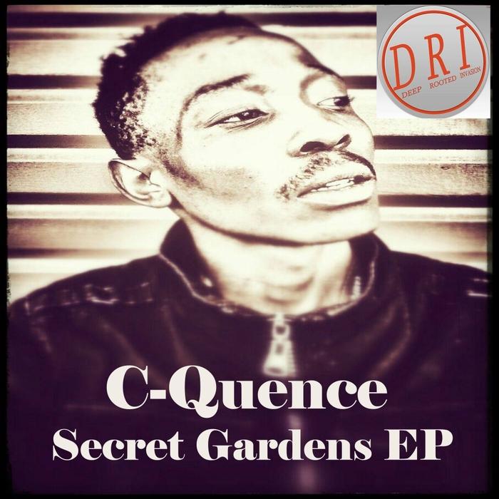 C-QUENCE - Secret Gardens EP