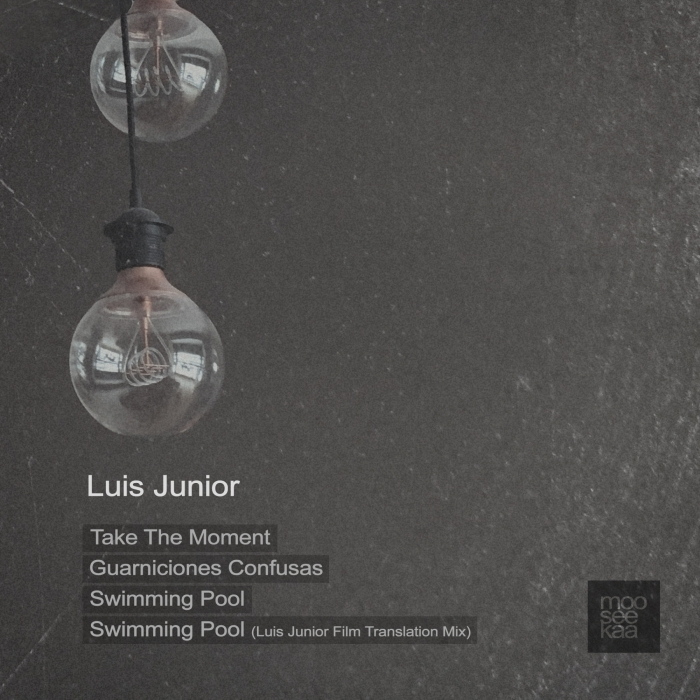 LUIS JUNIOR - Take The Moment EP