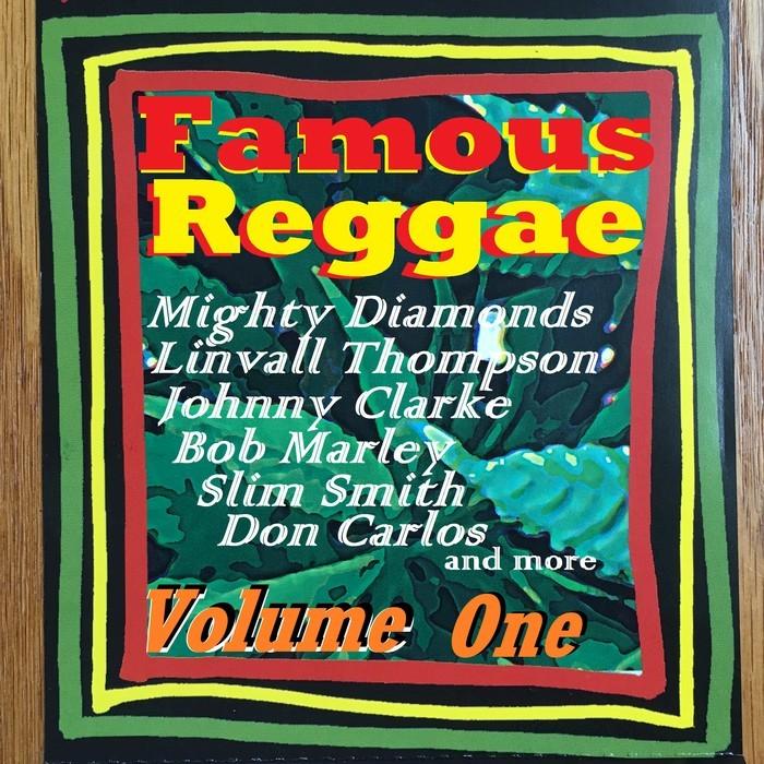 VARIOUS - Famous Reggae Volume One