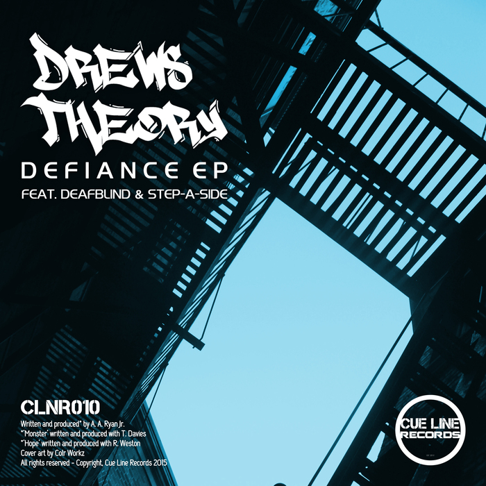 DREW'S THEORY - Defiance EP