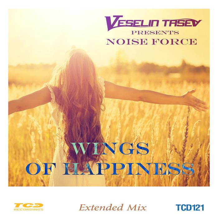 NOISE FORCE/VESELIN TASEV - Wings Of Happiness