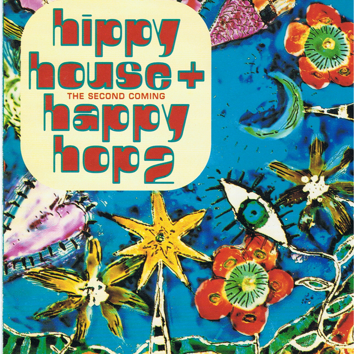 VARIOUS - Hippy House + Happy Hop 2