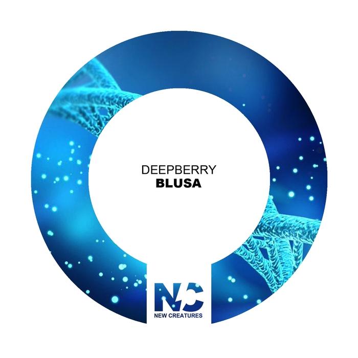 DEEPBERRY - Blusa