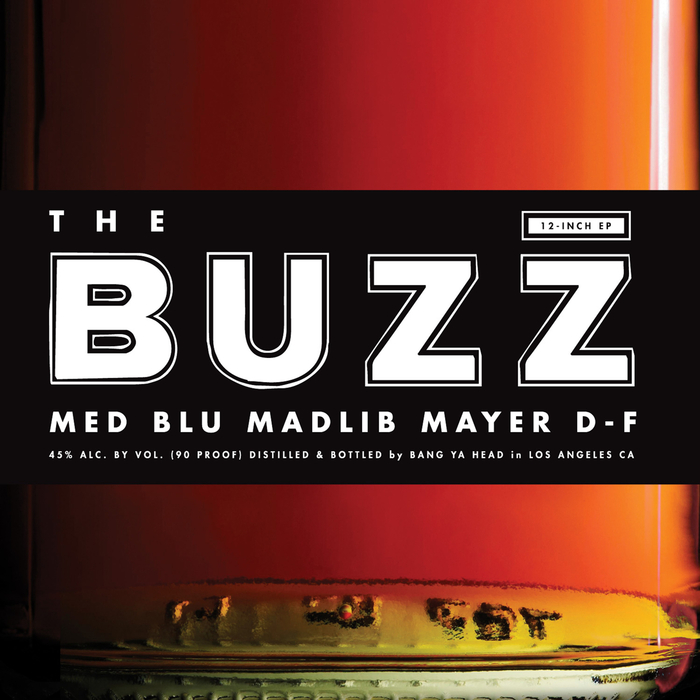 MED - The Buzz EP