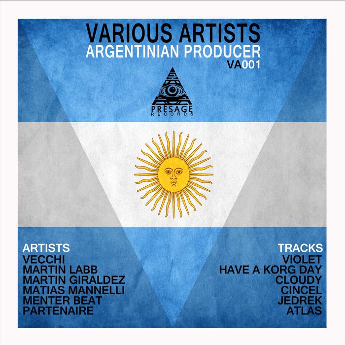 VECCHI/MARTIN LABB/MARTIN GIRALDEZ/MATIAS MANNELLI/MENTER BEAT/PARTENAIRE - Argentinian Producer