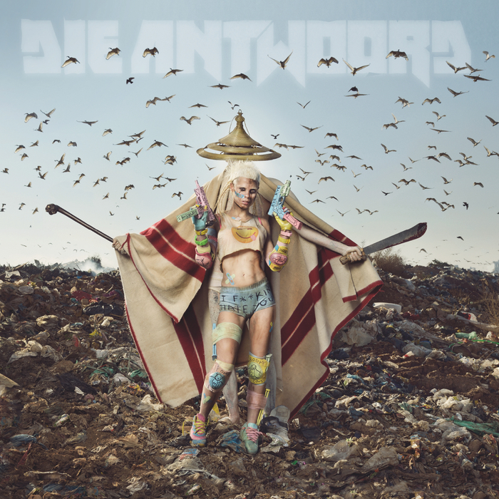 DIE ANTWOORD - Fat Faded Fuck Face