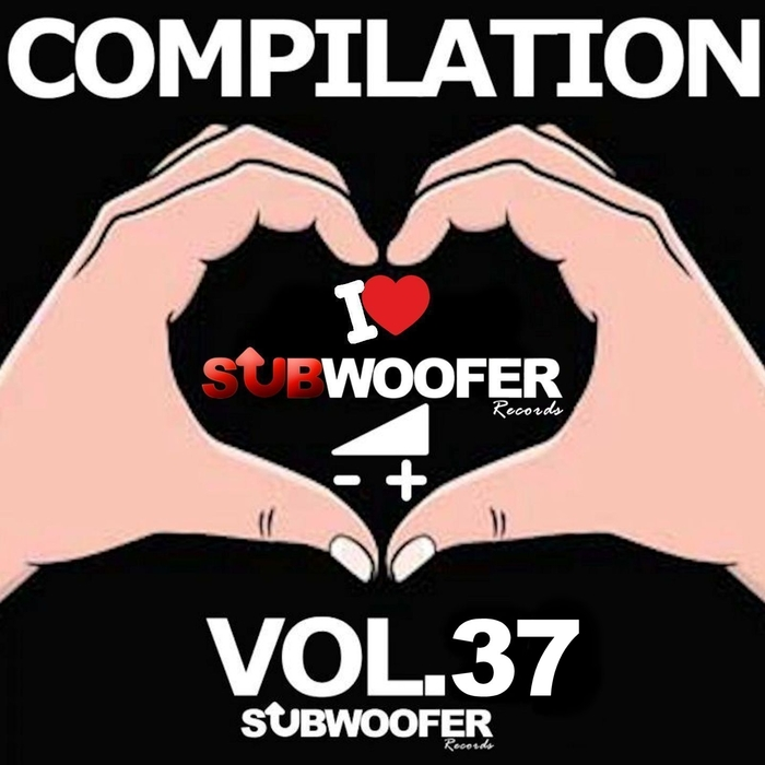 VARIOUS - I Love Subwoofer Records Techno Compilation Vol 37