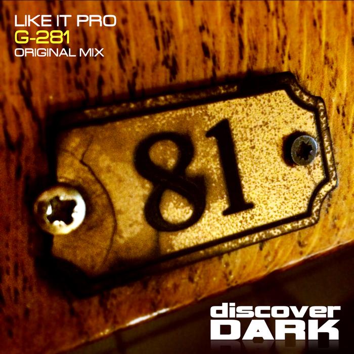 LIKE IT PRO - G-281