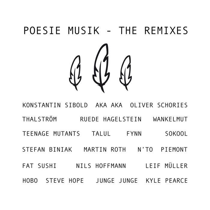 VARIOUS - Poesie Musik - The Remixes