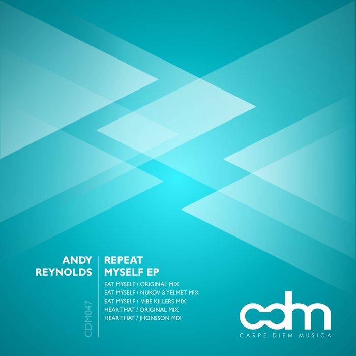 ANDY REYNOLDS - Repeat Myself EP