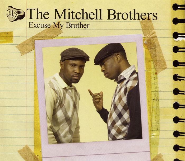 THE MITCHELL BROTHERS feat THE STREETS - Excuse My Brother CD2