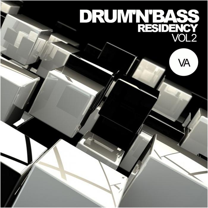 VARIOUS - Drum'n'Bass Residency Vol 2