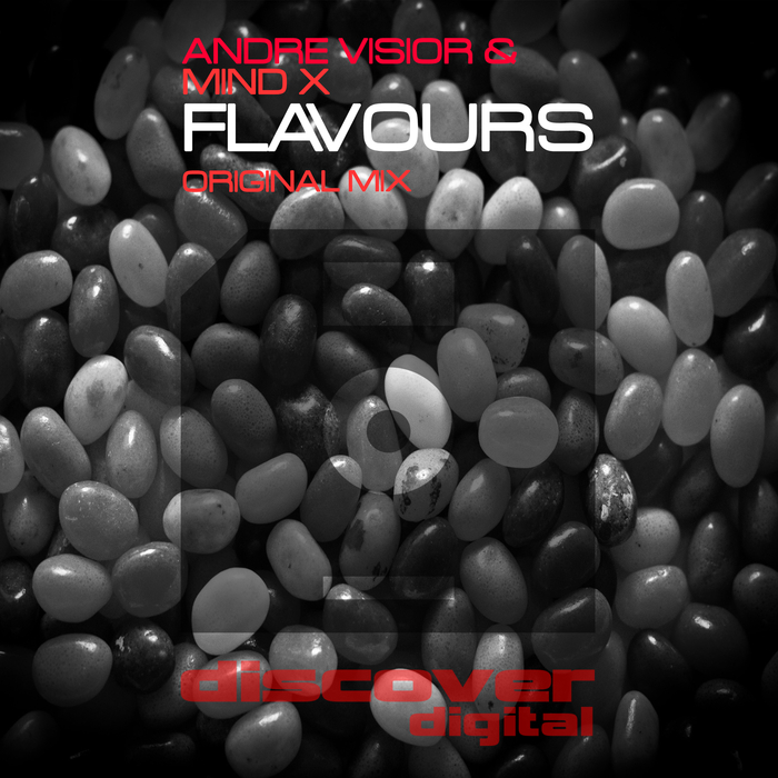 ANDRE VISIOR & MIND X - Flavours