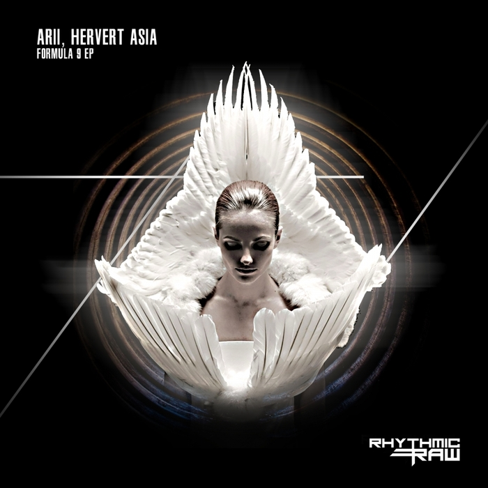 ARII/HERVERT ASIA - Formula 9 EP