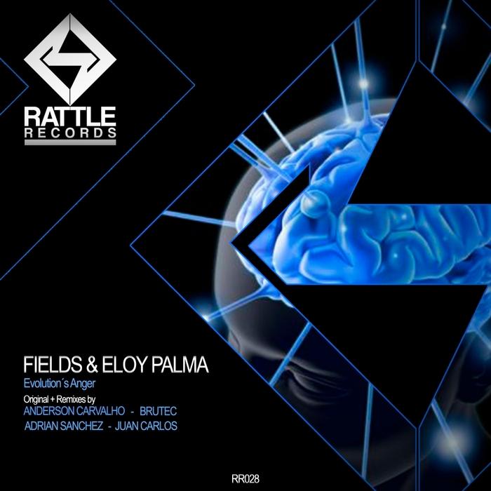 DJ FIELDS/ELOY PALMA - Evolution's Anger