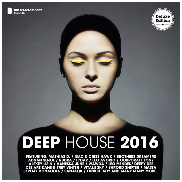 VARIOUS - Deep House 2016 (Deluxe Version)
