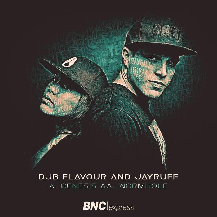 DUB FLAVOUR & JAYRUFF - Genesis