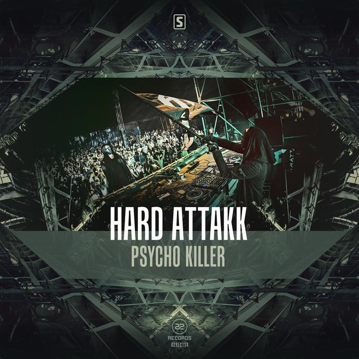 HARD ATTAKK - Psycho Killer