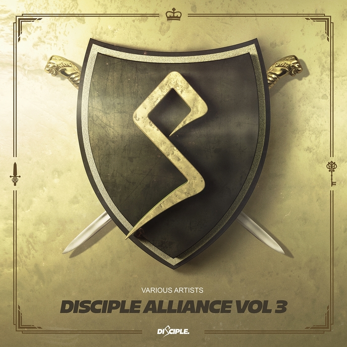 VIRTUAL RIOT/BARELY ALIVE/DODGE & FUSKI/DUBLOADZ/FOX STEVENSON - Disciple Alliance Vol 3