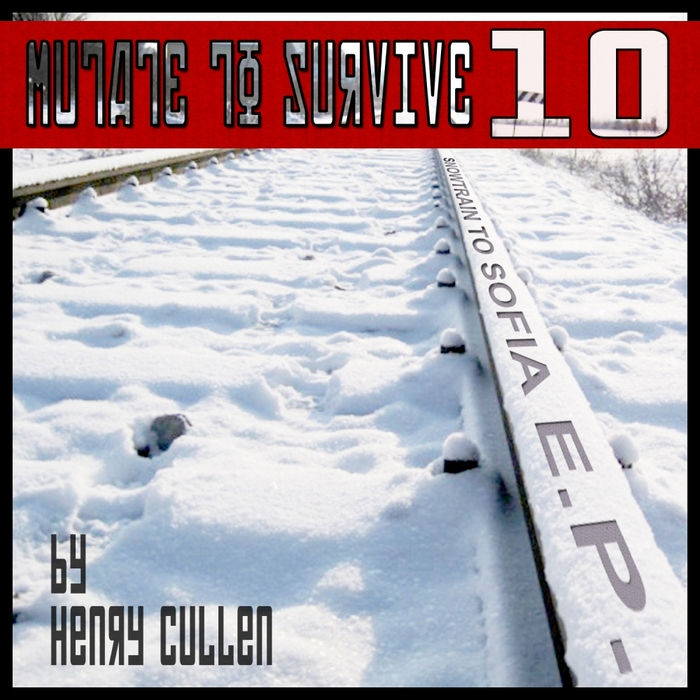 HENRY CULLEN - Snow Train To Sofia