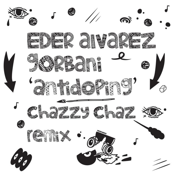 CHAZZY CHAZ/EDER ALVAREZ/GORBANI - Antidoping