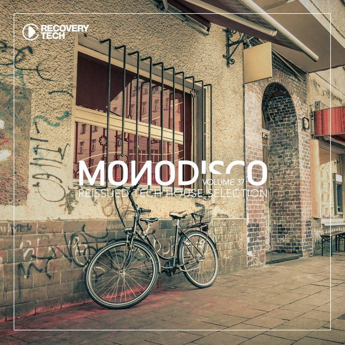 VARIOUS - Monodisco Vol 37 (Reissued Tech House Selection)