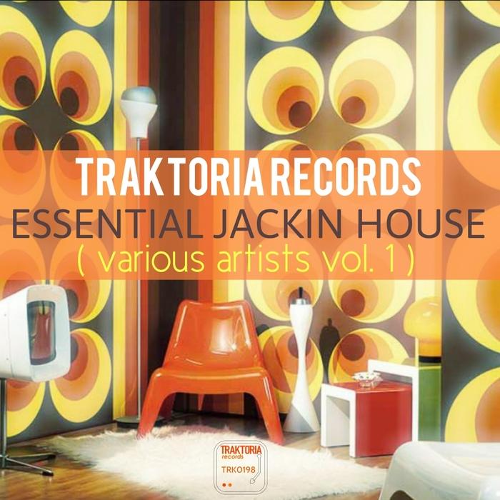 VARIOUS - Essential Jackin House Vol 1