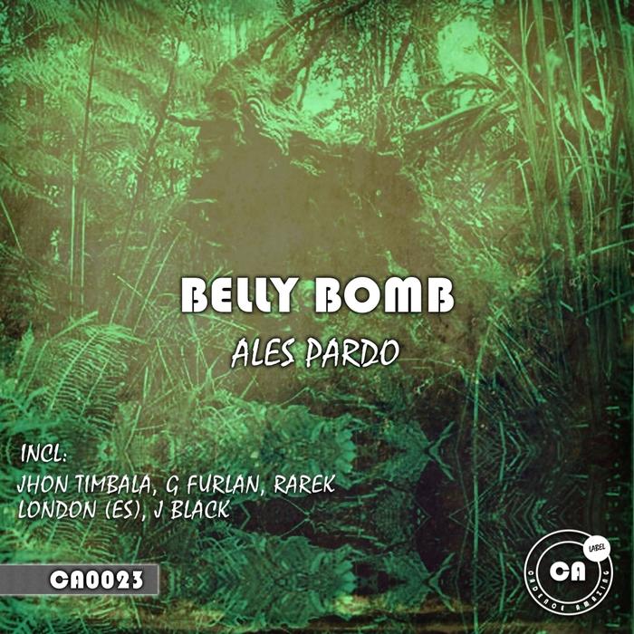 ALES PARDO - Belly Bomb