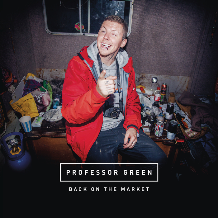 PROFESSOR GREEN - Back On The Market