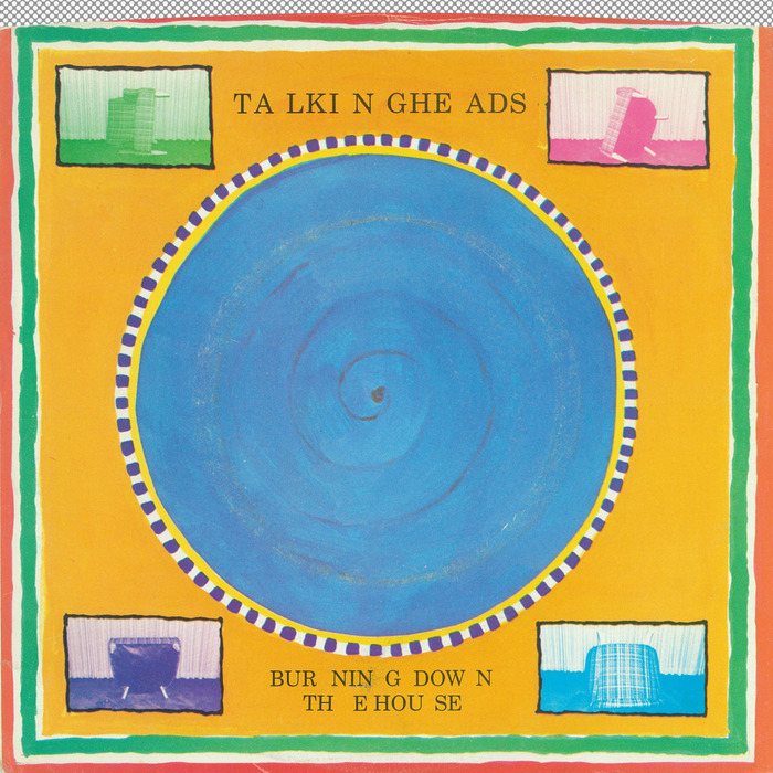 TALKING HEADS - Burning Down The House/I Get Wild/Wild Gravity