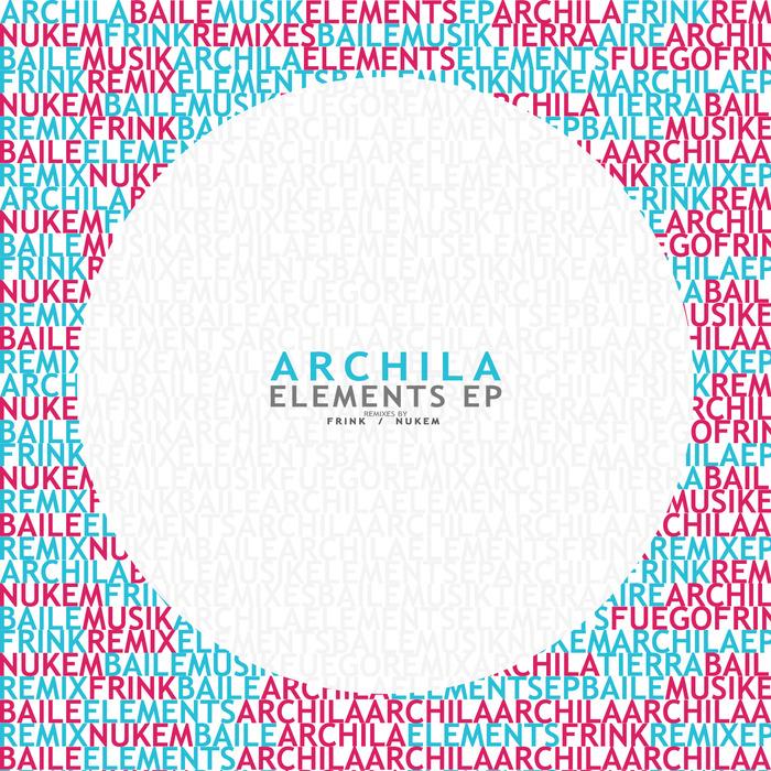 ARCHILA - Elements