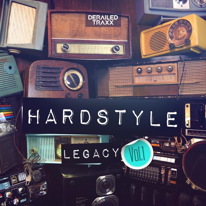 VARIOUS - Hardstyle Legacy Vol 1