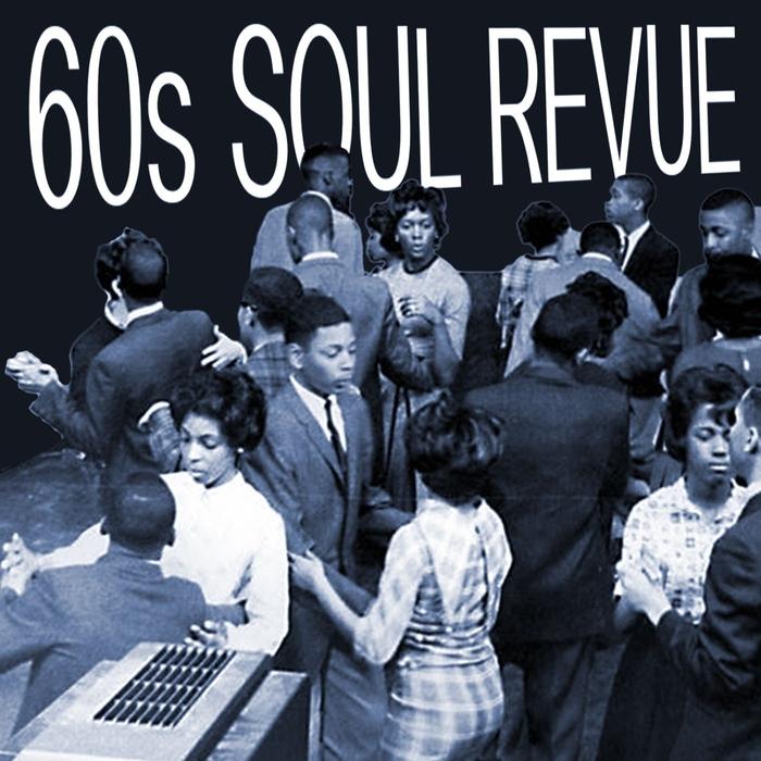 VARIOUS - 60s Soul Revue