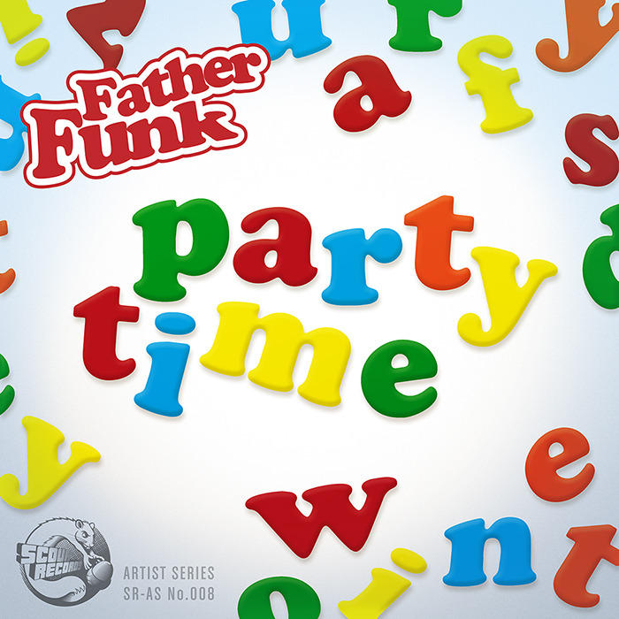 FATHER FUNK - Party Time EP