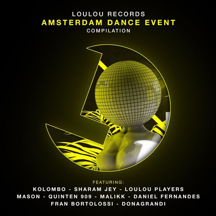 VARIOUS - LouLou Records ADE Compilation