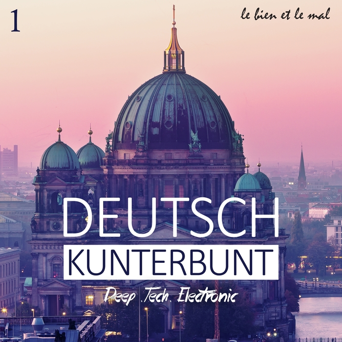 Various Deutsch Kunterbunt Vol 1 Deep Tech