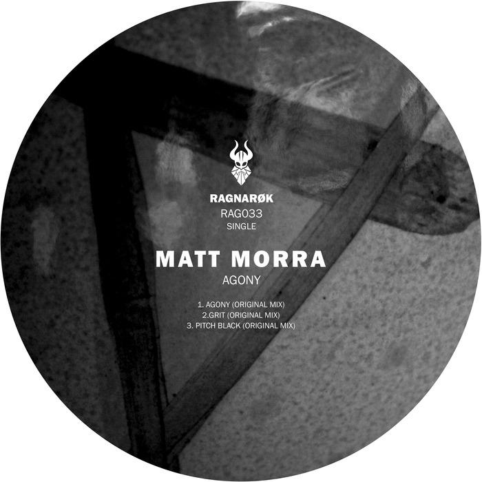 MATT MORRA - Agony