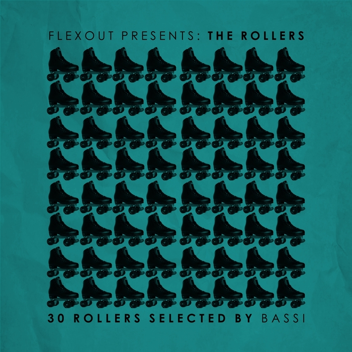 VARIOUS - Flexout Presents: The Rollers