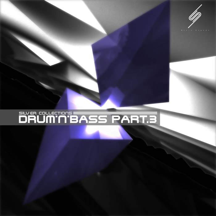 VARIOUS - Silver Collections/Drum'n'bass Pt 3