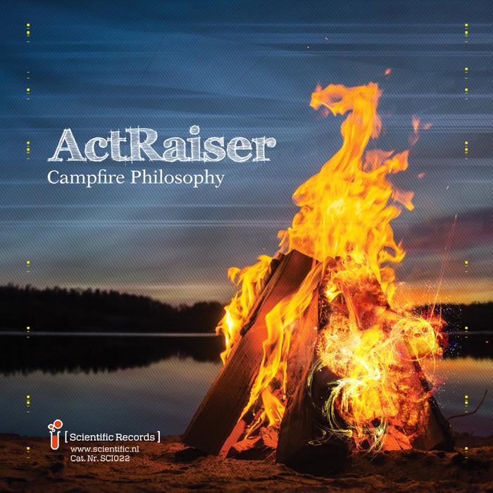 ACTRAISER - Campfire Philosophy LP