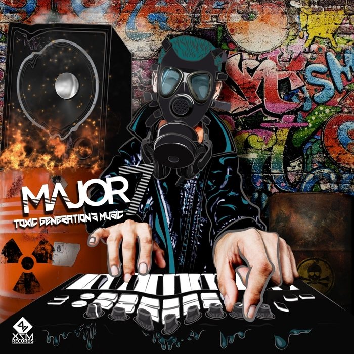 Toxic Generation s Music by Major7 on MP3, WAV, FLAC, AIFF & ALAC at