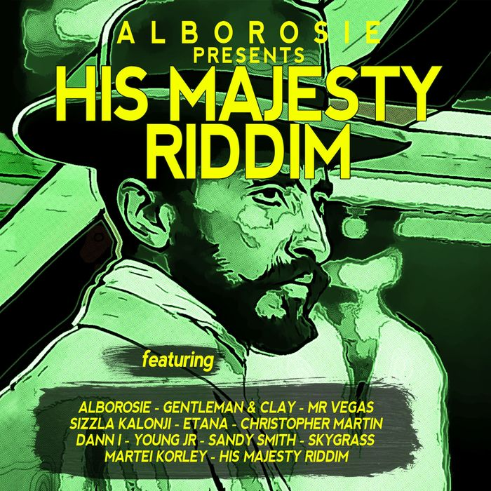 VARIOUS/ALBOROSIE - Alborosie Presents His Majesty Riddim