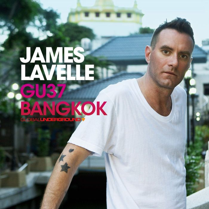 VARIOUS/JAMES LAVELLE - Global Underground #37: James Lavelle - Bangkok