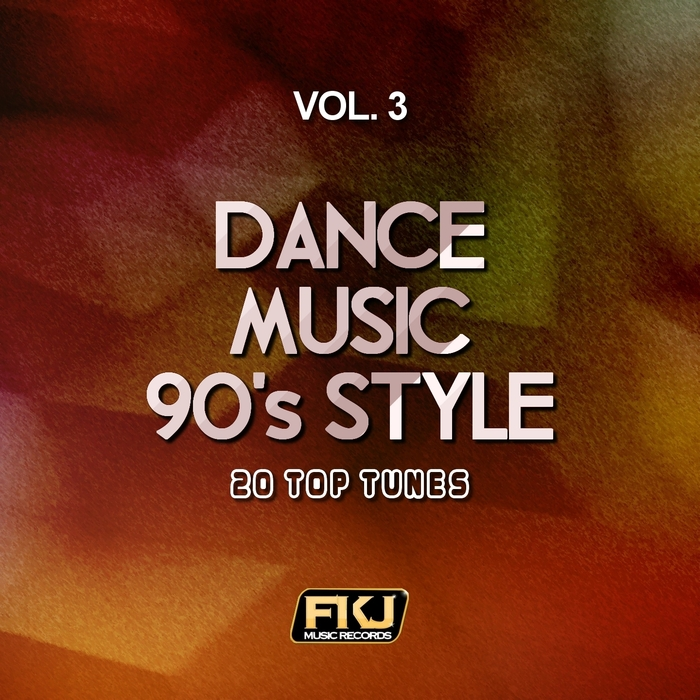 Various dance music 90 s style vol 3 20 top tunes at for 90s house tunes