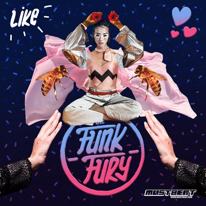 THE FUNK FURY - Like EP