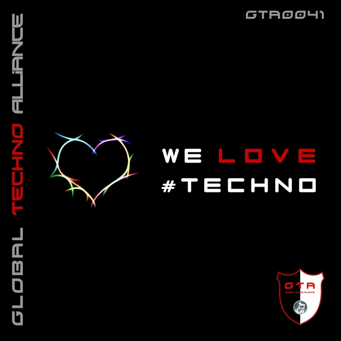 VARIOUS - We Love #Techno