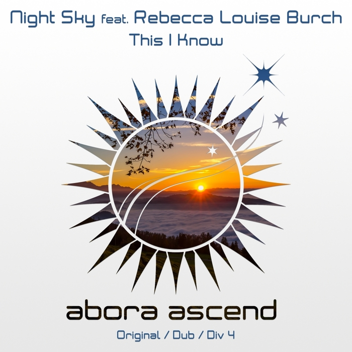 NIGHT SKY feat REBECCA LOUISE BURCH - This I Know