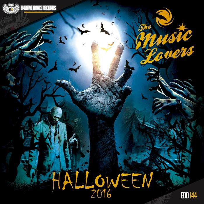 THE MUSIC LOVERS - Halloween 2016